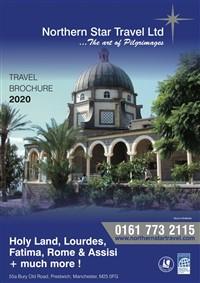 2020 Pilgrimage brochure