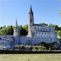 Lourdes - Immaculate Conception from Manchester
