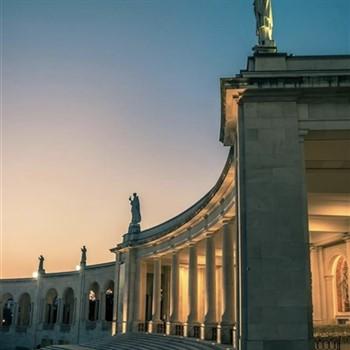 Fatima, Immaculate Conception from Edinburgh
